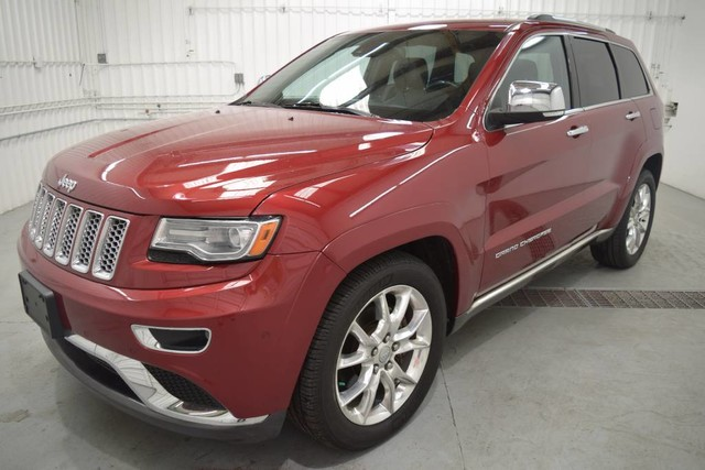 Pre-Owned 2014 Jeep Grand Cherokee Summit 4X4
