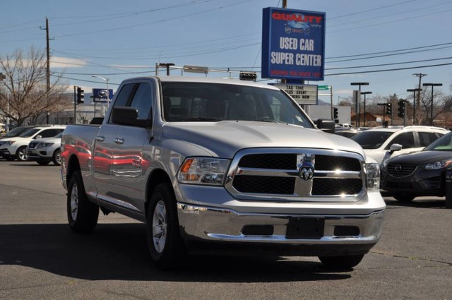 Pre Owned 2018 Ram 1500 Slt Pickup Truck In Albuquerque Mm899