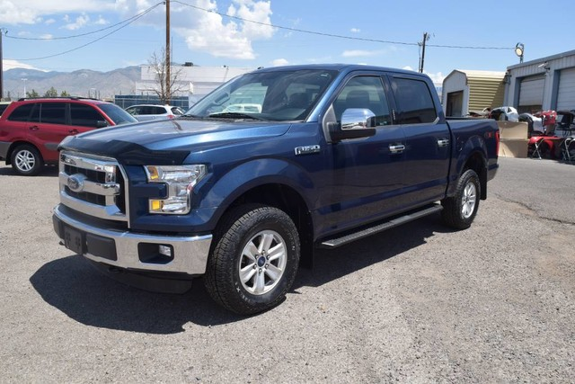 Pre-Owned 2016 Ford F-150 XLT 4X4
