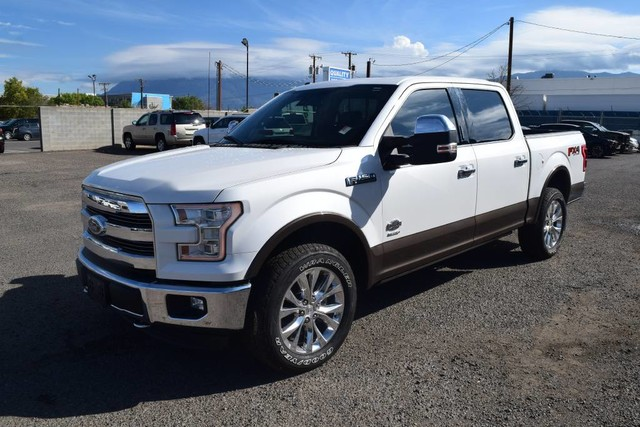 Pre-Owned 2013 Ford F-150 King Ranch FX4 4X4