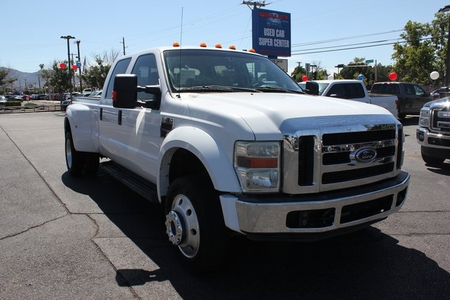 Pre-Owned 2008 Ford F-450SD