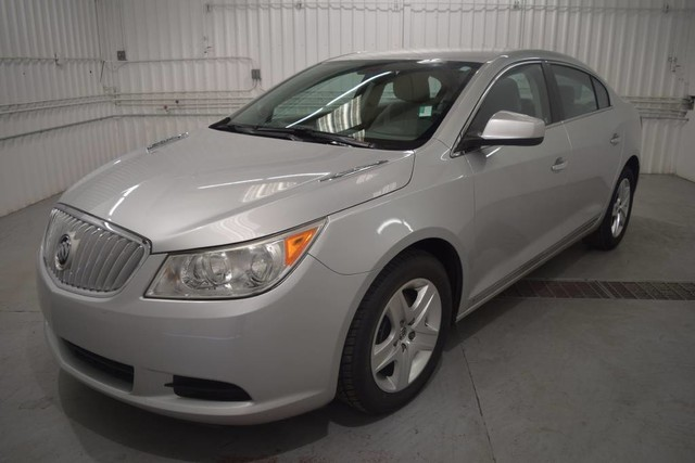 Pre-Owned 2011 Buick LaCrosse CX LOW MILES