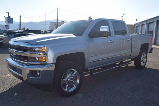 Pre-Owned 2018 Chevrolet Silverado 2500HD LTZ Z71 4X4