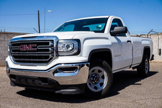 Pre-Owned 2017 GMC Sierra 1500 READY TO WORK