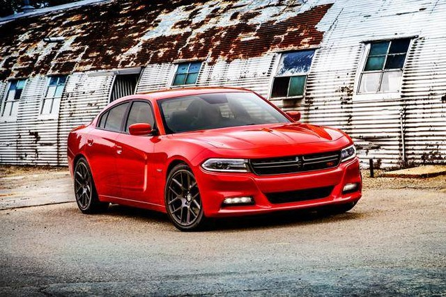 Pre-Owned 2015 Dodge Charger Road/Track