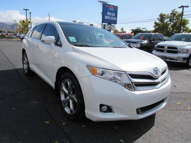 Pre-Owned 2015 Toyota Venza XLE