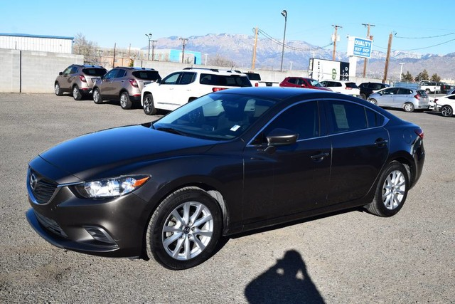 Certified Pre-Owned 2016 Mazda6 i Sport Certified