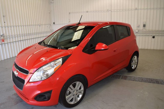 Pre-Owned 2013 Chevrolet Spark GREAT FIRST CAR