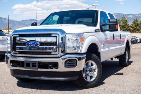 Pre-Owned 2016 Ford Super Duty F-250 SRW XLT 4X4