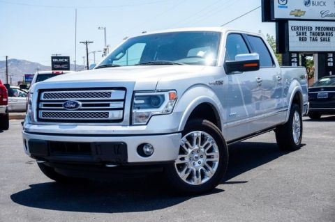 Pre-Owned 2014 Ford F-150 XL WILL NOT LAST