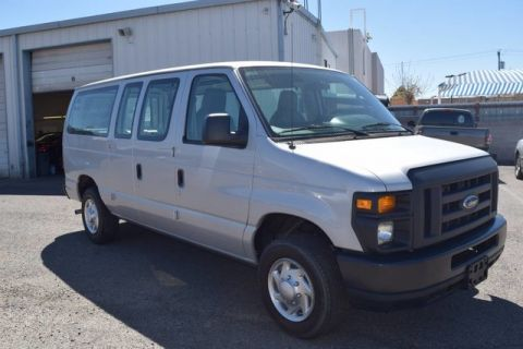 Pre-Owned 2013 Ford Econoline Cargo Van Commercial