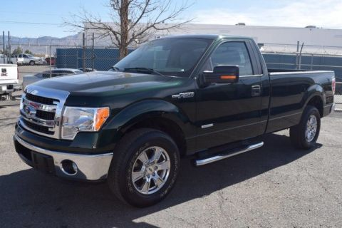 Pre-Owned 2014 Ford F-150 XLT READY FOR WORK