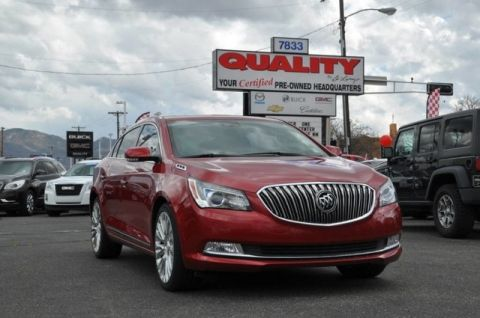 Pre-Owned 2014 Buick LaCrosse Premium II Group
