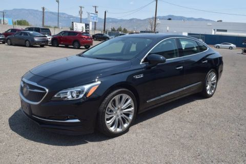 Pre-Owned 2017 Buick LaCrosse Premium ALL WHEEL DRIVE
