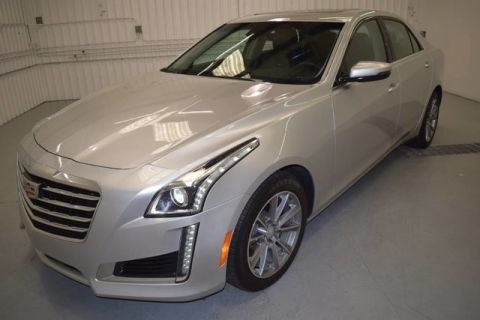 Pre-Owned 2017 Cadillac CTS Sedan Luxury AWD 2.0L