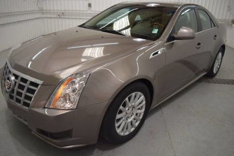 Pre-Owned 2012 Cadillac CTS Sedan Luxury LOW MILES