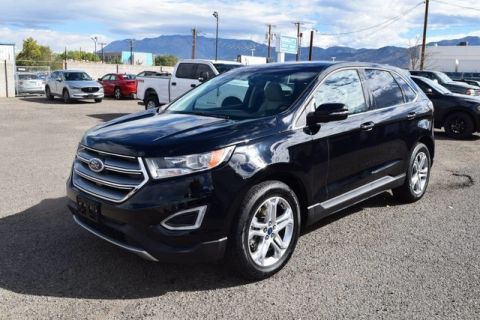 Pre-Owned 2018 Ford Edge Titanium AWD EcoBoost