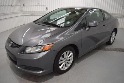 Pre-Owned 2012 Honda Civic Cpe EX