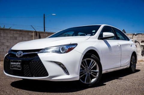 Pre-Owned 2017 Toyota Camry XLE LOADED