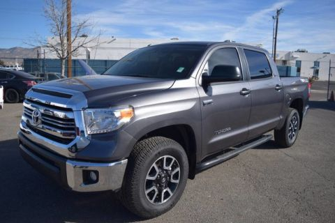 Pre-Owned 2017 Toyota Tundra 4WD TRD Pro OffRoad SR5