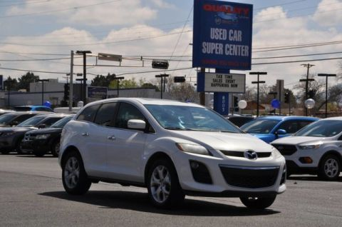 Pre-Owned 2011 Mazda CX-7 s Grand Touring