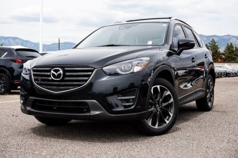 Certified Pre-Owned 2016 Mazda CX-5 Grand Touring ALL WHEEL DRIVE