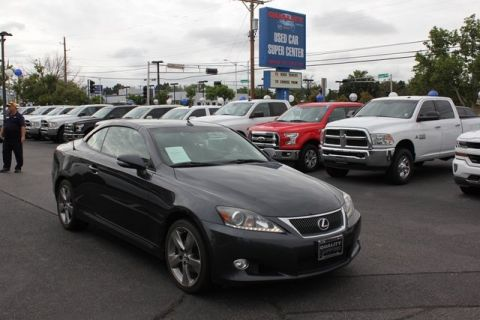 Pre-Owned 2011 Lexus IS 250 C