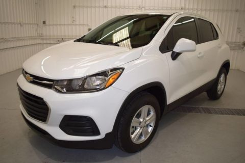 Pre-Owned 2017 Chevrolet Trax LS AWD