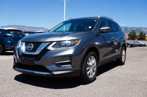 Pre-Owned 2017 Nissan Rogue S WOW PRICE!!!