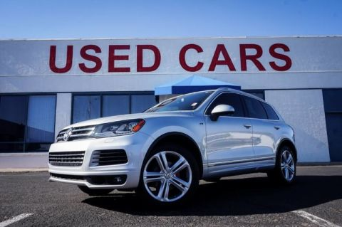 Pre-Owned 2014 Volkswagen Touareg R-Line
