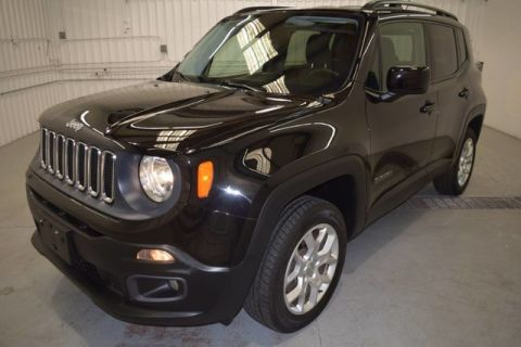 Pre-Owned 2015 Jeep Renegade Latitude 4X4