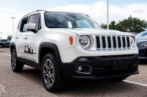 Pre-Owned 2015 Jeep Renegade Limited 4X4